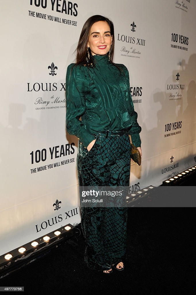 "Louis XIII Celebrates ""100 Years"" The Movie You Will Never See, Starring John Malkovich - Red Carpet"