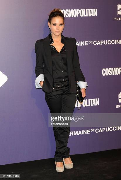 Actress Ana Fernandez attends 'Cosmopolitan Fun Fearless Female' Awards 2011 at the Ritz Hotel on October 3 2011 in Madrid Spain