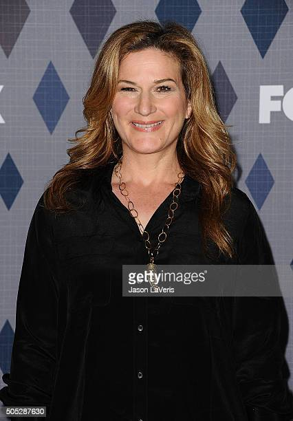 Actress Ana Gasteyer attends the FOX winter TCA 2016 AllStar party at The Langham Huntington Hotel and Spa on January 15 2016 in Pasadena California