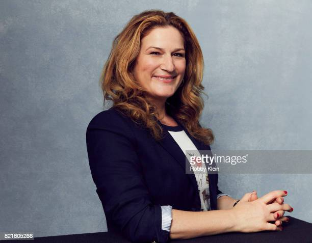 Actress Ana Gasteyer from TBS' 'People of Earth' poses for a portrait during ComicCon 2017 at Hard Rock Hotel San Diego on July 21 2017 in San Diego...