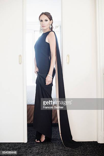 Actress Ana Girardot is photographed for Gala on May 15 2016 in Cannes France
