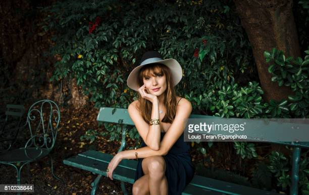 Actress Ana Girardot is photographed for Madame Figaro on May 31 2017 in Paris France PUBLISHED IMAGE CREDIT MUST READ Louis...