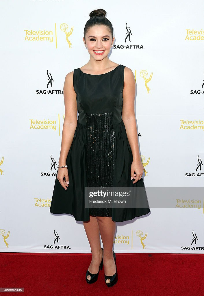 Actress Ana Golja attends the Television Academy and SAG-AFTRA Presents Dynamic & Diverse: A 66th Emmy Awards Celebration of Diversity at the Leonard H. Goldenson Theatre on August 12, 2014 in North Hollywood, California.