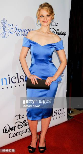 Actress Ana Layevska arrives at the 24th Annual Imagen Awards at The Beverly Hilton Hotel on August 21 2009 in Beverly Hills California