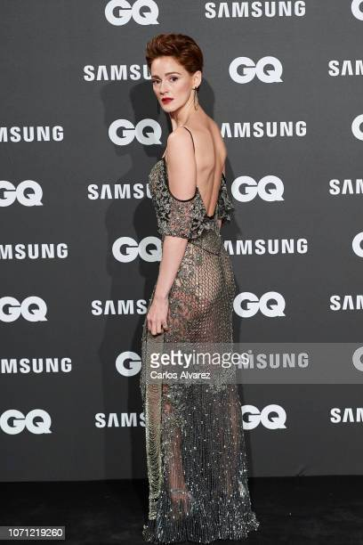 Actress Ana Maria Polvorosa attends the 2018 GQ Men of the Year awards at the Palace Hotel on November 22 2018 in Madrid Spain
