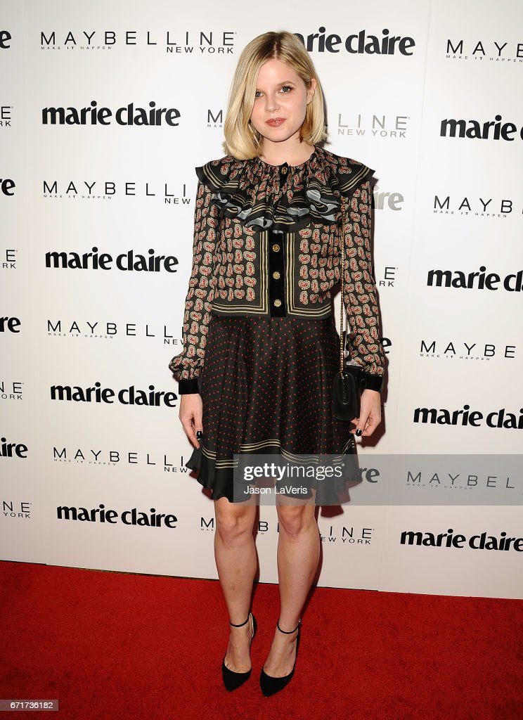 Marie Claire's Fresh Faces - Arrivals : News Photo