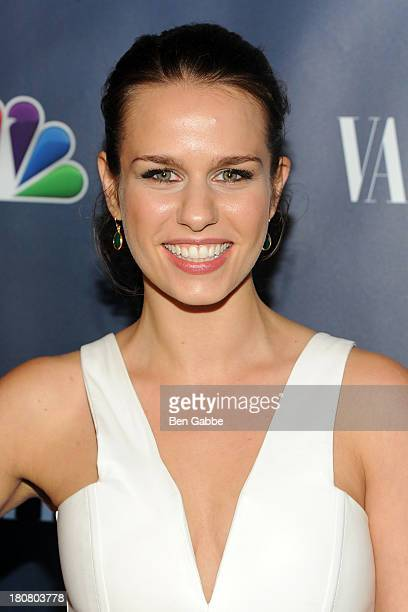 Actress Ana Nogueira attends NBC's 2013 Fall Launch Party Hosted By Vanity Fair at The Standard Hotel on September 16 2013 in New York City
