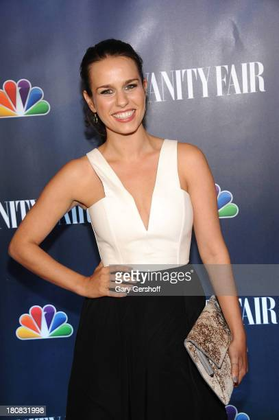 Actress Ana Nogueira attends the 2013 NBC Fall Launch Party at The Standard Hotel on September 16 2013 in New York City