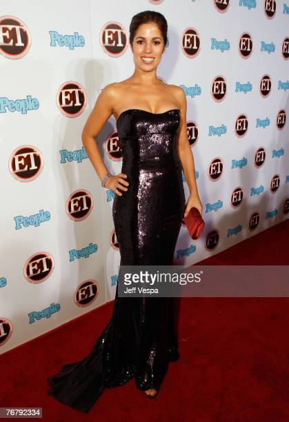 Actress Ana Ortiz arrives at 11th Annual Entertainment Tonight Party Sponsored By People September 16 2007 in Los Angeles