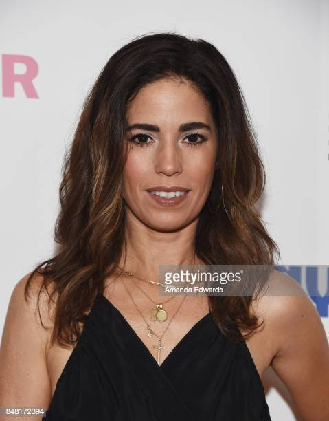 Actress Ana Ortiz arrives at the 6th Annual Women Making History Awards at The Beverly Hilton Hotel on September 16 2017 in Beverly Hills California