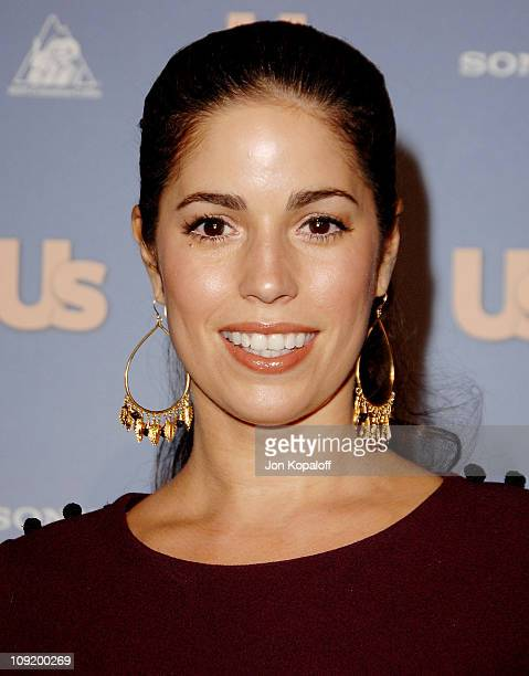 Actress Ana Ortiz arrives at the 'Us Weekly's Hot Hollywood 2007 Arrivals' at Opera on September 26 2007 in Hollywood California