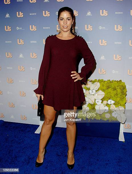 Actress Ana Ortiz arrives at the Us Weekly's Hot Hollywood 2007 Arrivals at Opera on September 26 2007 in Hollywood California