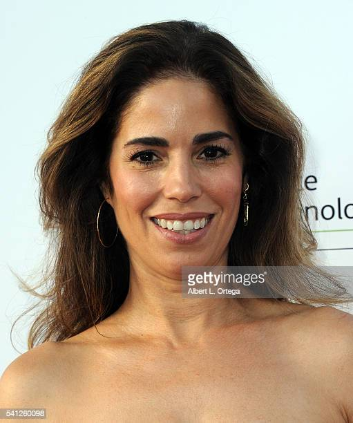 Actress Ana Ortiz arrives for the 2016 Stand For Kids Annual Gala Benefiting Orthopedic Institute For Children held at Twentieth Century Fox Studio...