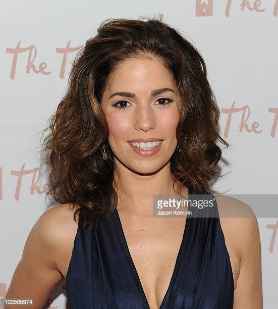 Actress Ana Ortiz atends the 10th Annual Trevor New York Summer Gala on June 28 2010 in New York City