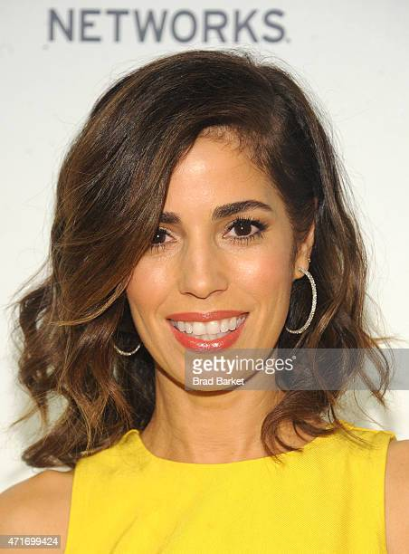 Actress Ana Ortiz attends 2015 AE Networks Upfront on April 30 2015 in New York City