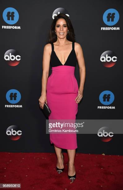 Actress Ana Ortiz attends during 2018 Disney ABC Freeform Upfront at Tavern On The Green on May 15 2018 in New York City