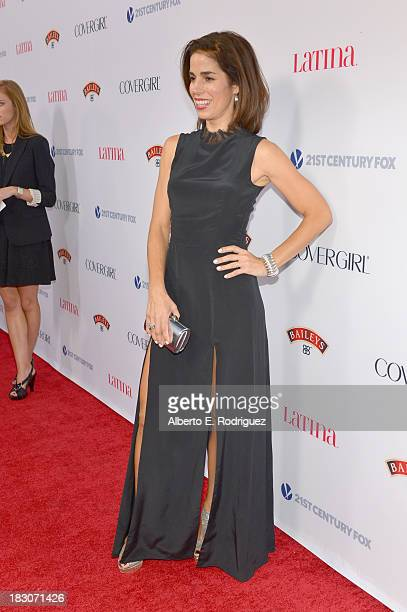 Actress Ana Ortiz attends Latina Magazine's Hollywood Hot List party at The Redbury Hotel on October 3 2013 in Hollywood California