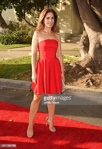Actress Ana Ortiz attends the 2016 Stand For Kids Annual Gala benefiting Orthopedic Institute for Children at Twentieth Century Fox Studio Lot on...