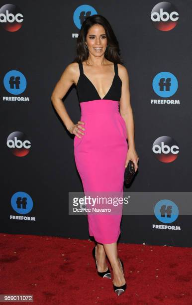 Actress Ana Ortiz attends the 2018 Disney ABC Freeform Upfront on May 15 2018 in New York City