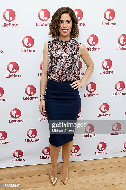 Actress Ana Ortiz attends the 'Devious Maids' Fan Event at the Bryant Park Hotel on April 16 2014 in New York City