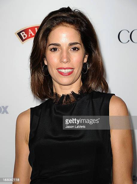 Actress Ana Ortiz attends the Latina Magazine 'Hollywood Hot List' party at The Redbury Hotel on October 3 2013 in Hollywood California