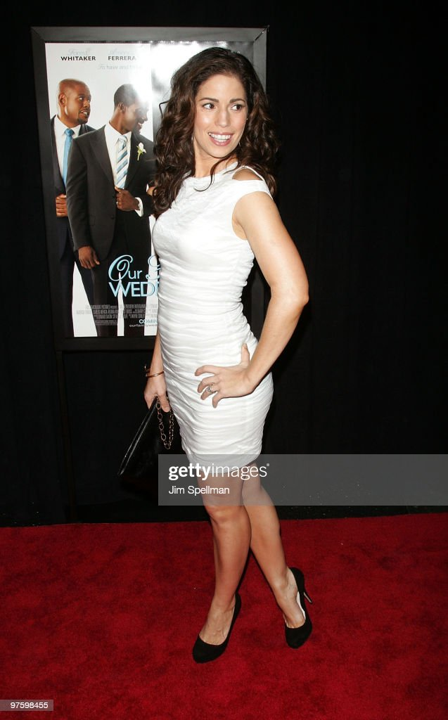 """""""Our Family Wedding"""" New York Premiere - Outside Arrivals"""