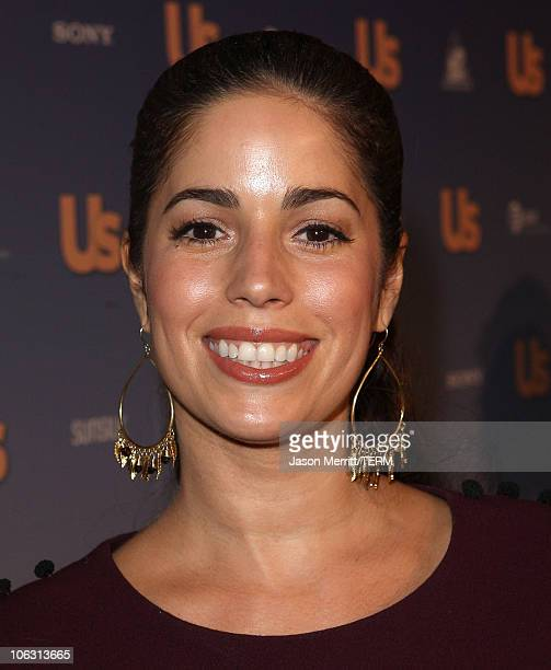 Actress Ana Ortiz attends the Us Weekly 2007 Hot Hollywood party at Opera on September 26 2007 in Los Angeles California