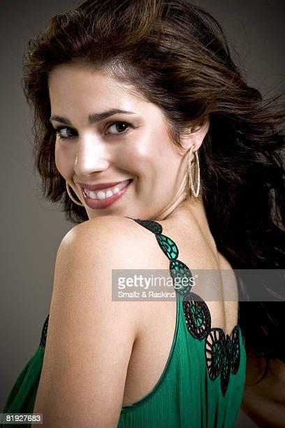 Actress Ana Ortiz is photographed at Quixote Studios