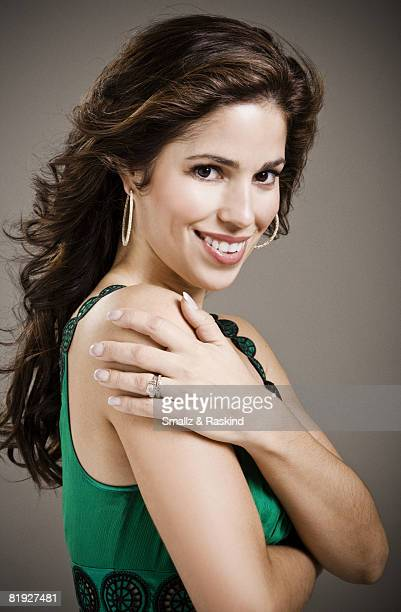 Actress Ana Ortiz is photographed at Quixote Studios Published image