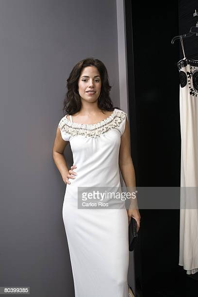 Actress Ana Ortiz is photographed for People Magazine