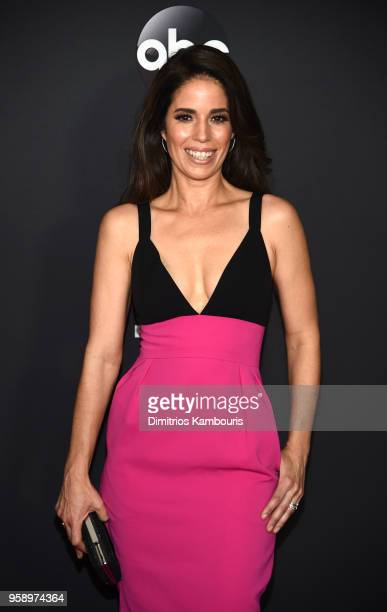 Actress Ana Ortiz of The Whiskey Cavalier attends during 2018 Disney ABC Freeform Upfront at Tavern On The Green on May 15 2018 in New York City