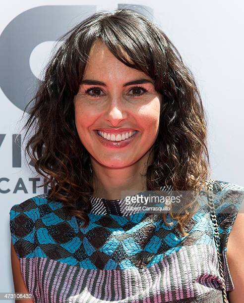 Actress Ana Serradilla attends Univision's 2015 Upfront at Gotham Hall on May 12 2015 in New York City