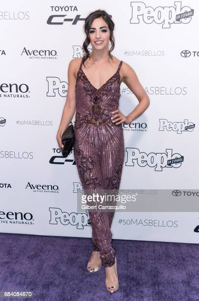 Actress Ana Villafane arrives at People en Espanol's 50 Most Beautiful Gala 2017 at Espace on May 16 2017 in New York City