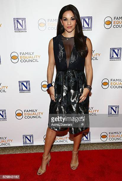 Actress Ana Villafane attends Family Equality Council's 11th Annual Night At The Pier at Pier 60 on May 9 2016 in New York City