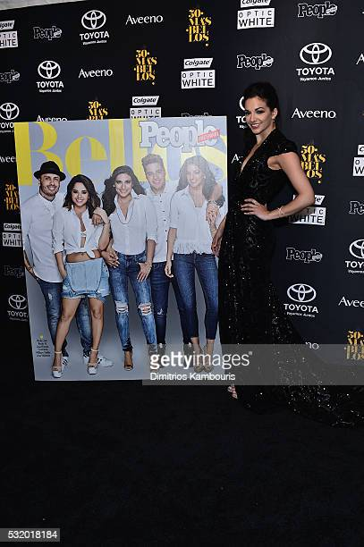 Actress Ana Villafane attends People En Espanol's '50 Most Beautiful' on May 17 2016 in New York City