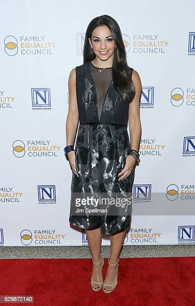 Actress Ana Villafane attends the 11th Annual Family Equality Council Night at the Pier at Pier 60 on May 9 2016 in New York City