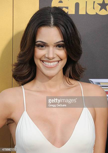Actress Anabelle Acosta arrives at the Los Angeles premiere of 'Entourage' at Regency Village Theatre on June 1 2015 in Westwood California