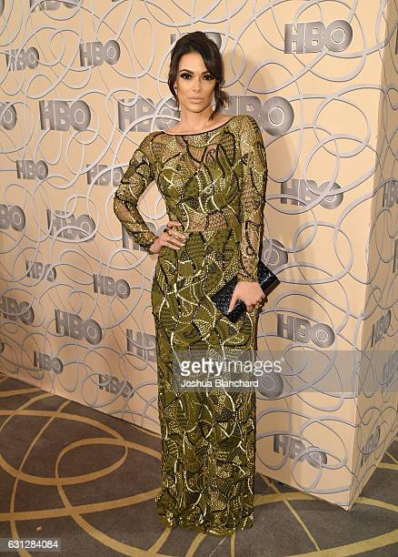 Actress Anabelle Acosta attends HBO's Official Golden Globe Awards After Party at Circa 55 Restaurant on January 8 2017 in Beverly Hills California