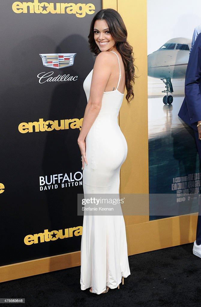 """Buffalo David Bitton Celebrates The Highly Anticipated Premiere Of """"Entourage"""" : News Photo"""