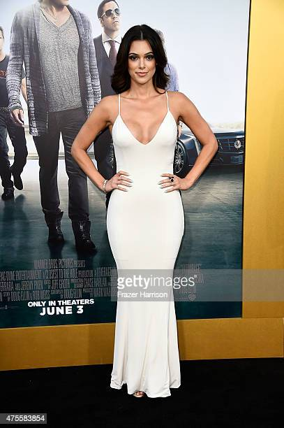Actress Anabelle Acosta attends the premiere of Warner Bros Pictures' 'Entourage' at Regency Village Theatre on June 1 2015 in Westwood California