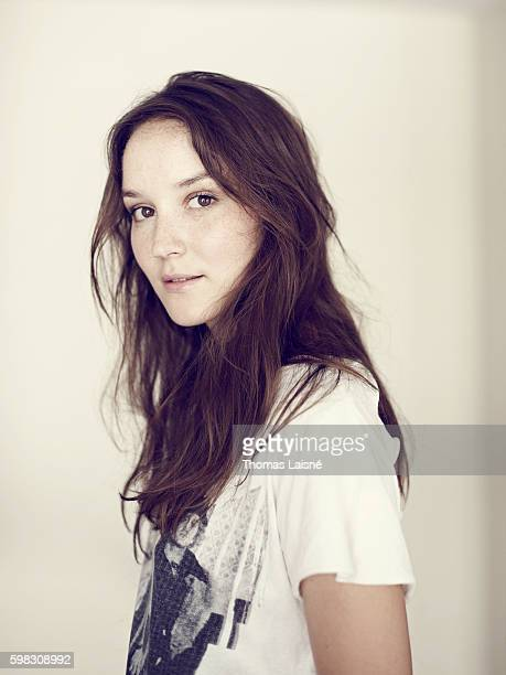 Actress Anais Demoustier is photographed for Self Assignment on July 8, 2010 in Paris, France.