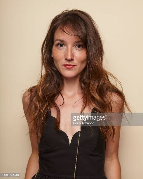 Actress Anais Demoustier is photographed for Self Assignment, on June, 2018 in Cabourg, France. . .