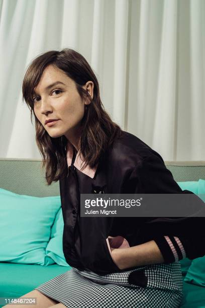 Actress Anais Demoustier poses for a portrait on May 18, 2019 in Cannes, France.