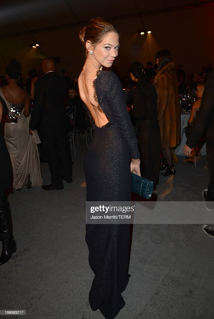 Actress Analeigh Tipton attends The Art of Elysium's 6th Annual HEAVEN Gala presented by Audi at 2nd Street Tunnel on January 12, 2013 in Los Angeles, California.