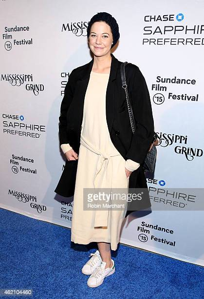 Actress Analeigh Tipton attends the 'Mississippi Grind' premiere party at Chase Sapphire on January 24 2015 in Park City Utah