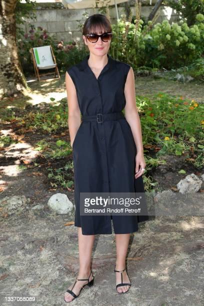 """Actress Anaïs Demoustier attends the """"Les amours d'Anaïs"""" movie Photocall during the 14th Angouleme French-Speaking Film Festival - Day Six on August..."""