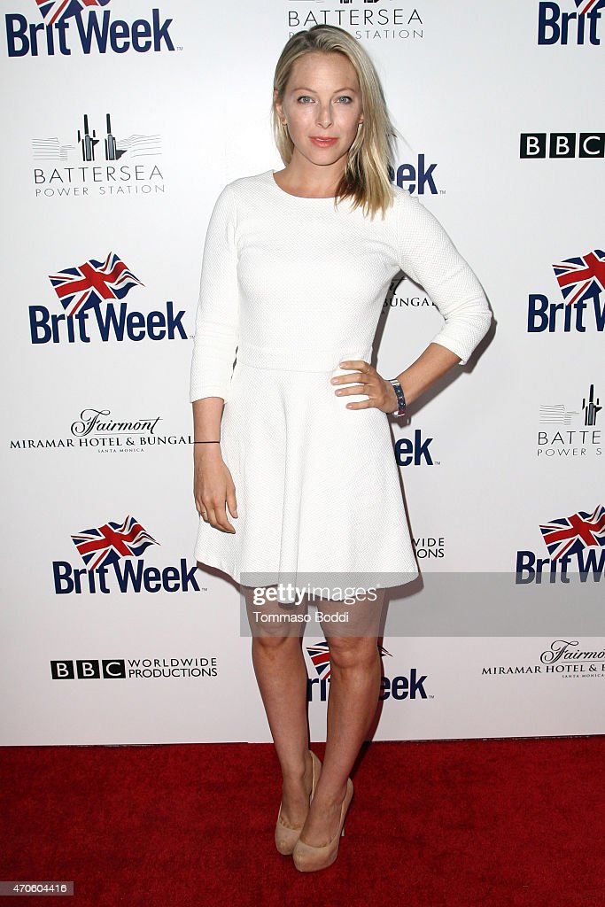 BritWeek 2015 9th Annual Brit Week Red Carpet Launch - Arrivals