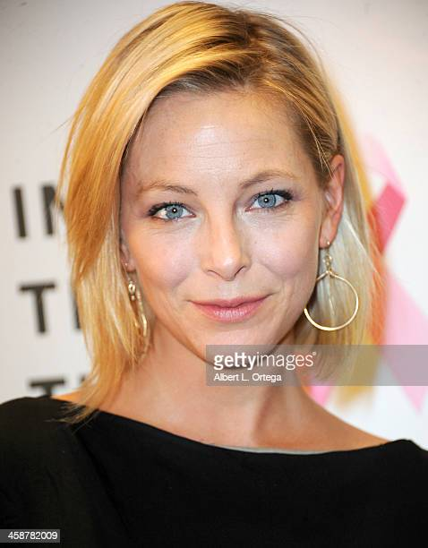 Actress Anastasia Griffith attends TJ Scott's 'In The Tub' Book Party Launch to benefit UCLA's Jonsson Cancer Center for Breast Research hosted by...