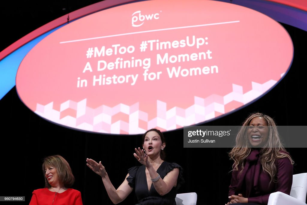 """Woman's Business Conference """"Stand Up, Lift Up"""" Held In San Francisco : News Photo"""