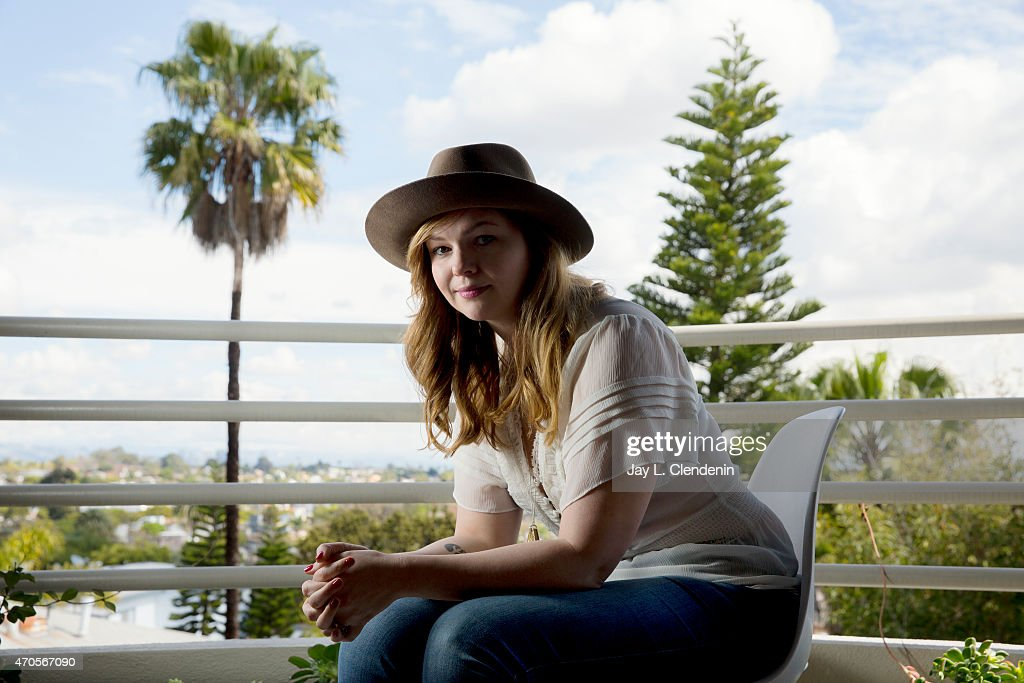 Amber Tamblyn, Los Angeles Times, April 14, 2015